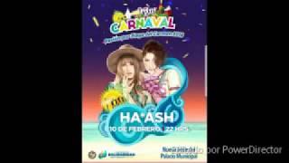 Ha*Ash Concierto Completo Carnaval Playa del Carmen 2018