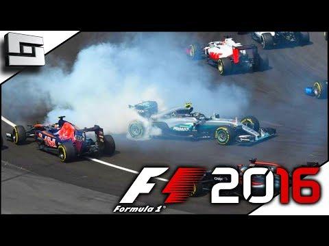 F1 2016 - QUALIFYING MALAYSIA! E31