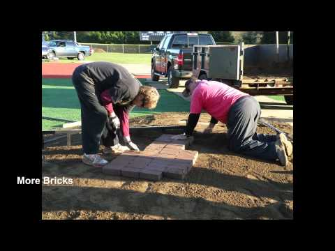 AFD: Building the Pitchers Mound @ Frank Wade Field in Newport, Or.