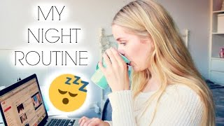 My Night Time Routine For School | Ella Victoria