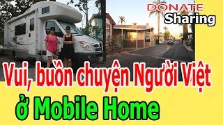 V,u,i, b,u,ồ,n ch,u,y,ệ,n Người Việt ở Mobile Home - Donate Sharing