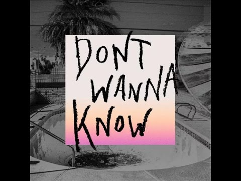 Maroon 5  - Don't Wanna Know [Ryan Riback...