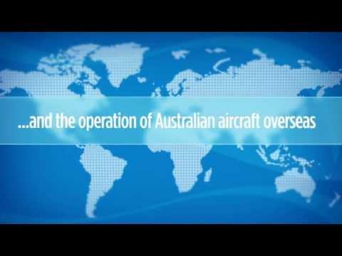 Civil Aviation Safety Authority (CASA) - Trailer