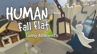 Funny Moments z Human Fall Flat /w Piter i Zbychu ^^