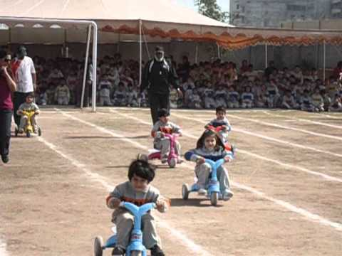 Yahya's School Race at ICAS (Islamabad College of Arts & Sciences) 2012.AVI