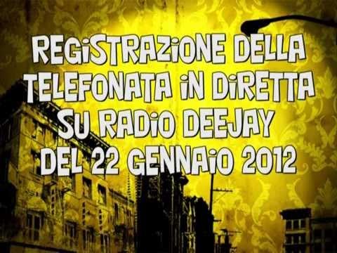 Telefonata in diretta su RADIO DEEJAY… con Celentano?