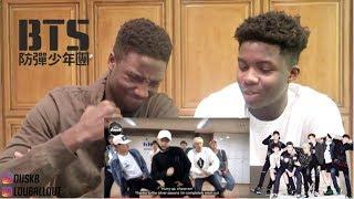 REACTION TO BTS 'SILVER SPOON (Baepsae)