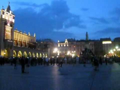 Poland Travel: Krakows' Wawel Hill, Royal Castle & Market Square
