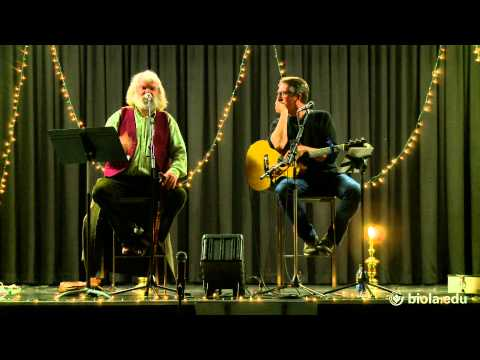 Malcolm Guite & Steve Bell: Songs and Poems of the Trinity - AfterDark Chapel