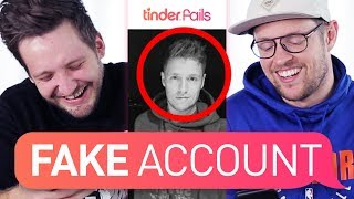 Der Fake Account | TINDER FAILS