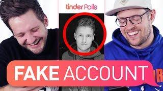 Der Fake Account | TINDER FAILS