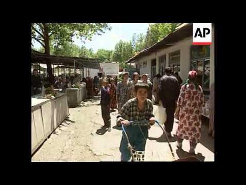 Tajikistan - Update on situation