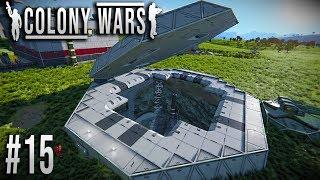 Space Engineers - Colony WARS! - Ep #15 - WAFFLE Iron?!