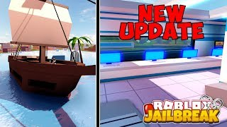 Watch New Jailbreak Ship Update | Roblox