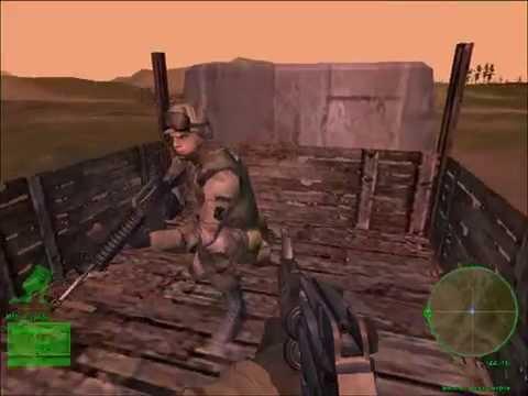 Delta Force (Операция черный ястреб) Река смерти #2