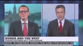 16 October: Dr Andrew Foxall details Russia-Serbia Relations on France 24