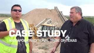 Kickapoo Traditional Tribe of Texas in Eagle Pass, Texas