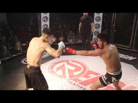 Matt Yuste VS LJ Huereca