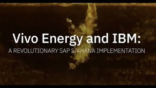 Vivo Energy | IBM