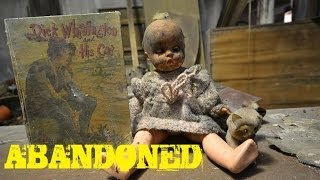 Abandoned Auction House - Full Of Antiques!