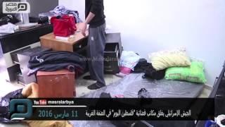 مصر العربية | الجيش الإسرائيلي يغلق مكاتب فضائية
