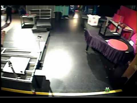 Webcam 4 Ellen Randy Jackson Cheryl Burke Backstage 2011-02-14