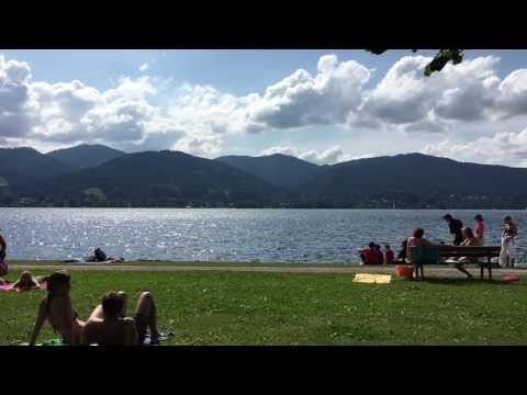 Day trip from Munich to lake Tegernsee (Bavaria)