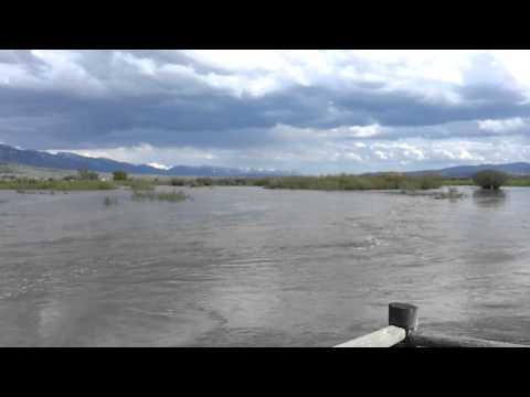 Salt river flooding