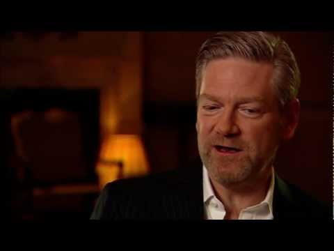 My Week With Marilyn: Kenneth Branagh Interview