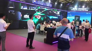 2018 LED China Trade Show in Shanghai Exhibition Hall Booth: E1-G02