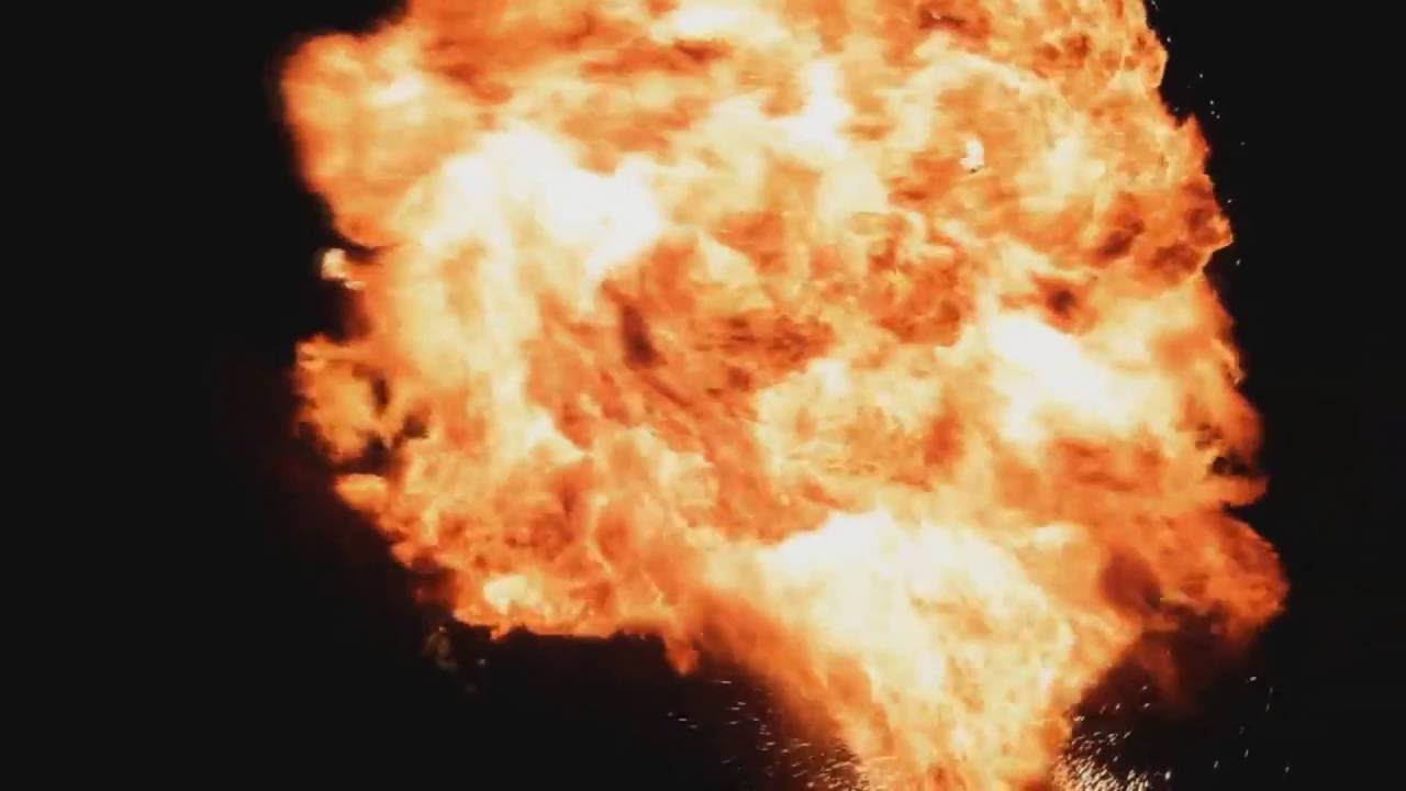 Explosion -Green Screen - Overlay - Video Effect - HD