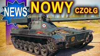 Nowy 9 tier - Projet 4-1 CIEKAWY czołg w  World of Tanks