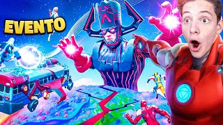 L' EVENTO DI GALACTUS È STATO INCREDIBILE!! 😲 (Fortnite Season 5)