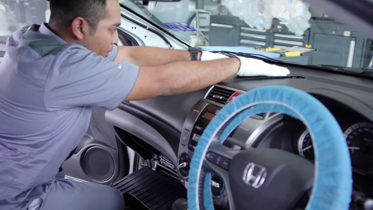 Honda Product Recall - Airbag Replacement - YouTube