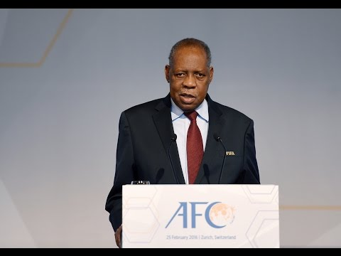 FIFA Acting President Issa Hayatou confident delegates will make right decisions
