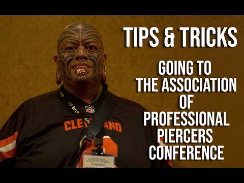 Tips and Trick for APP Conference  | Piercing