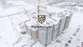 ЖК ''Millennium State'' Буча | Хід будівництва на 01.02.19