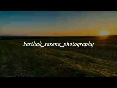 Sunset timelapse hd (north india)