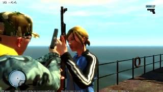 МОЙ ИГРОВОЙ ДЕНЬ (GTA 4, Garry's Mod, GTA 5)