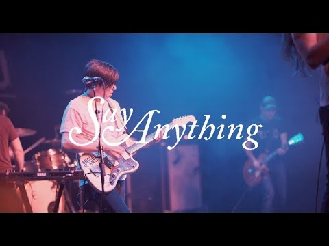 Say Anything (Partial Set) {4k} @ Observatory OC