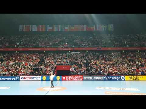 Hrvatska - Island | EHF Euro 2018| Mladen Grdović - Evo mene moji ljudi | Spaladium arena