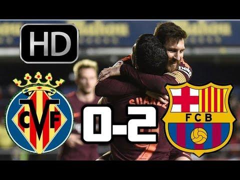 Atlético De Madrid 0 1 Barcelona Resumen Y Goles Hd C