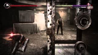 The Evil Within [DLC3] Sebastian Battle Room