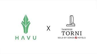 HAVU x Sokos Hotel Torni