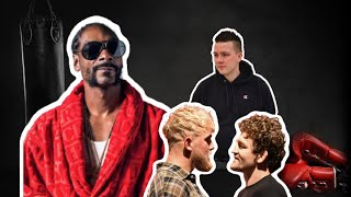 Snoop Dogg Interviews Jake Paul & Ben Askren | Exclusive