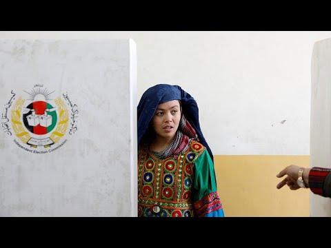 euronews (em português): Violência mancha eleições no Afeganistão