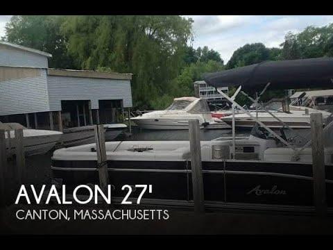 Used 2014 Avalon 2685 Entertainer for sale in Canton, Massachusetts