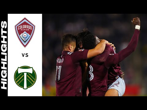 Colorado Portland Timbers Goals And Highlights