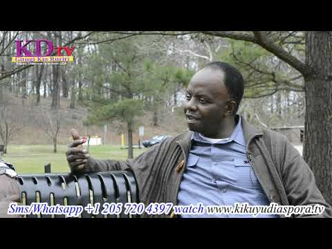 Muturire Wa America part 3 na Dr Joe Karogi Founder KCFA