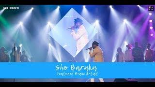 "RHETORIC 2018 | Sho Baraka - ""Featured Music Artist"""